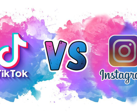 tiktok vs Instagram war